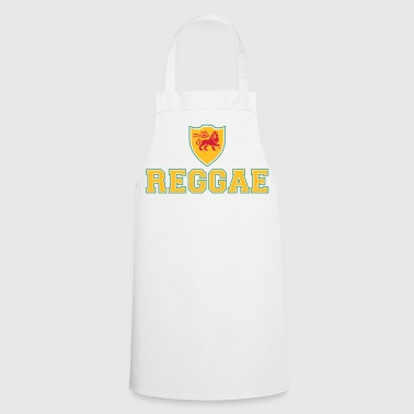 Reggae Shield - Tablier de cuisine