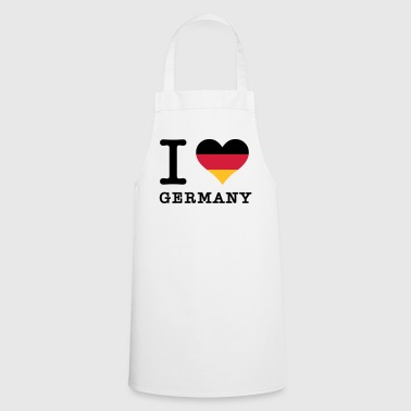 I Love Germany - Esiliina