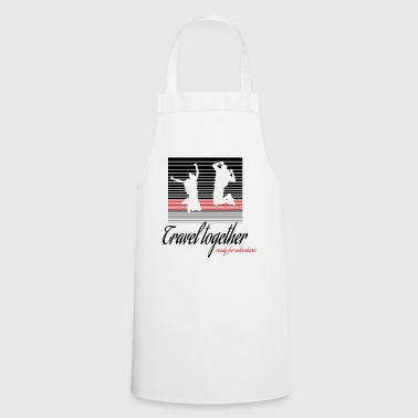 Travel through the world - Cooking Apron