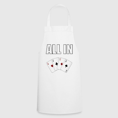 ALL IN - Cooking Apron