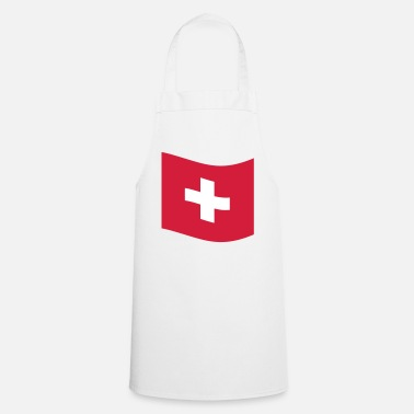Swiss Switzerland - Cooking Apron