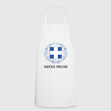 Freak grec - Tablier de cuisine