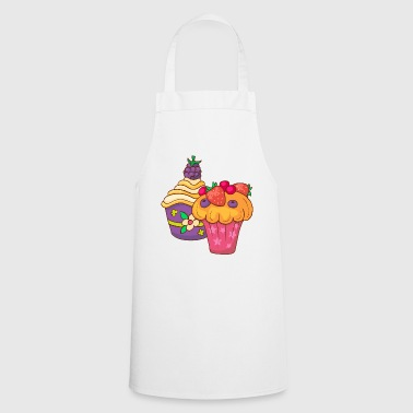 Cupcake muffin cake baking sweets tartlets - Cooking Apron