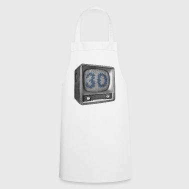Date of birth 30 years - Cooking Apron
