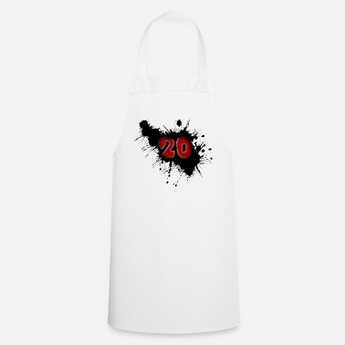Date Of Birth Date of birth 20 years - Apron