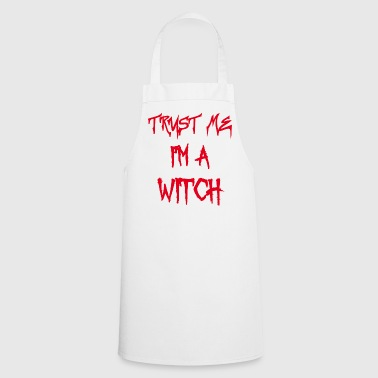 witch costume Halloween - Cooking Apron