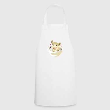 Chinchilla south america rodent pet gift - Cooking Apron