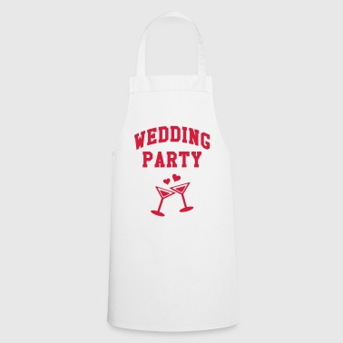 Wedding Party Wedding Party - Cooking Apron