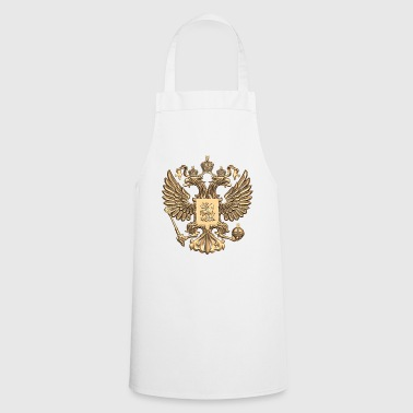 Russian russian - Cooking Apron