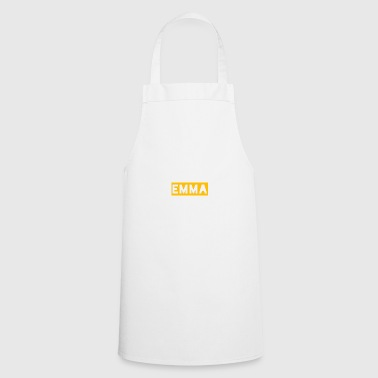 Name names - Cooking Apron