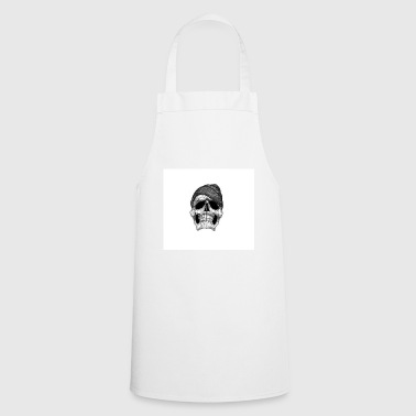 Skull wallpaper 10402987 - Cooking Apron