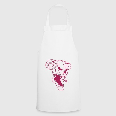 Skull eu - Cooking Apron