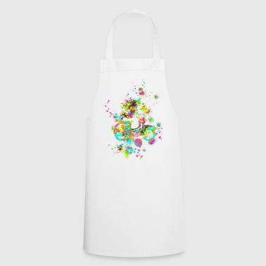 Swallow color splashes - Cooking Apron