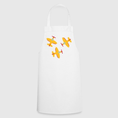 planes - Cooking Apron