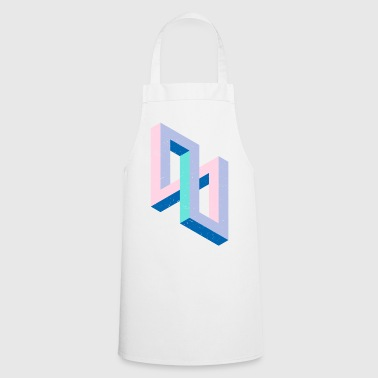 Impossible abstract figure - Cooking Apron