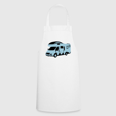 Camper, motor home - On the road - Cooking Apron