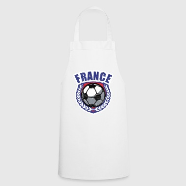 T-shirt de l'équipe de France de football - Tablier de cuisine