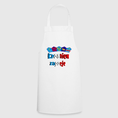 Region Croatian Zagorje region - Cooking Apron