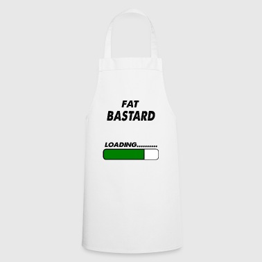 fat bastard loading - Cooking Apron