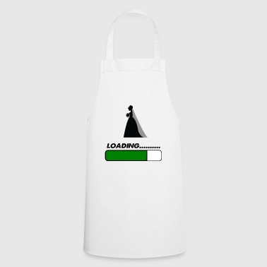 wedding loading - Cooking Apron