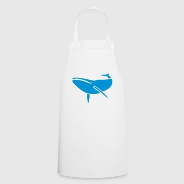 whale - Cooking Apron