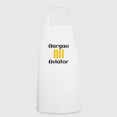 Aviation Aargau aviator - Cooking Apron