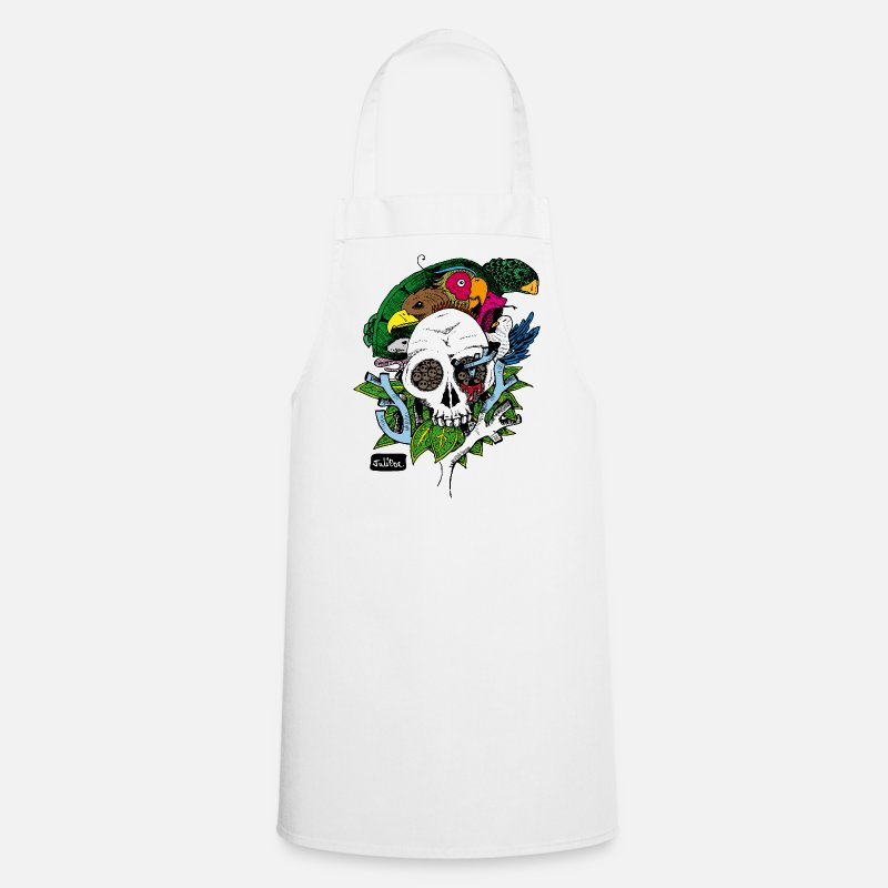 Bestsellers Q4 2018 Aprons - nature - Apron white