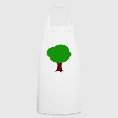 tree - Cooking Apron