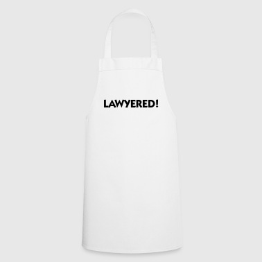 Lawyered! - Cooking Apron
