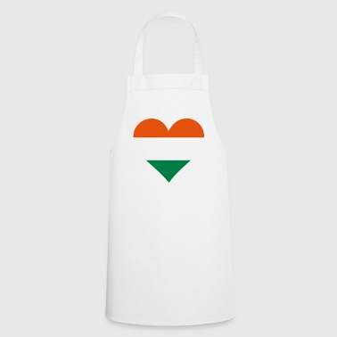 A heart for India - Cooking Apron