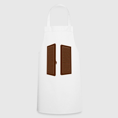 window shutters_p1 - Cooking Apron