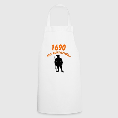 no surrender - Cooking Apron