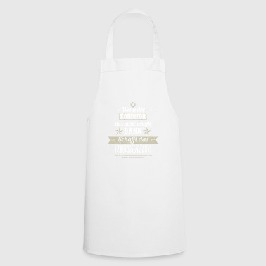 Chef GIFT CREATES THAT NO Pastry Chef - Cooking Apron