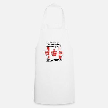 Woodstock HOLIDAY HOME ROOTS TRAVEL Canada Canada Woodstock - Cooking Apron