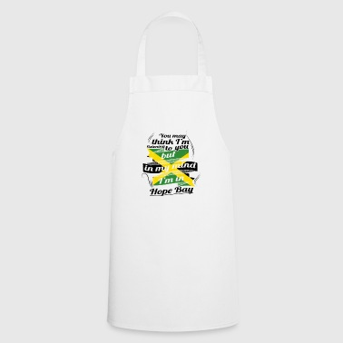 HOLIDAY JAMESICA ROOTS TRAVEL IN Jamaica Hope Ba - Cooking Apron