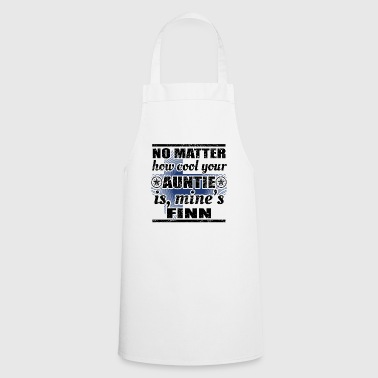 no matter auntie cool auntie gift png - Cooking Apron