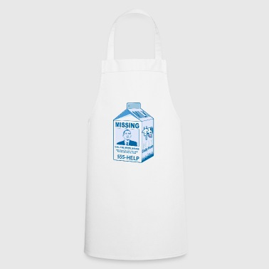 Missing Obama - Cooking Apron