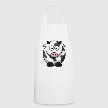 Cute cow for animal lovers - Cooking Apron