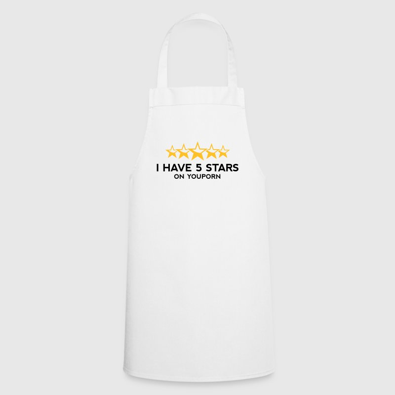 I ve got 5 stars on YouPorn! - Cooking Apron