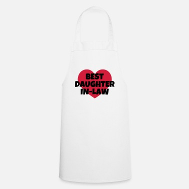 Daughter In Law Daughter-in-law / Daughter in law Marriage Family - Cooking Apron