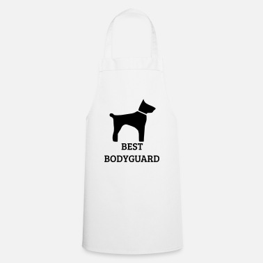 Bodyguard Best bodyguard - Cooking Apron