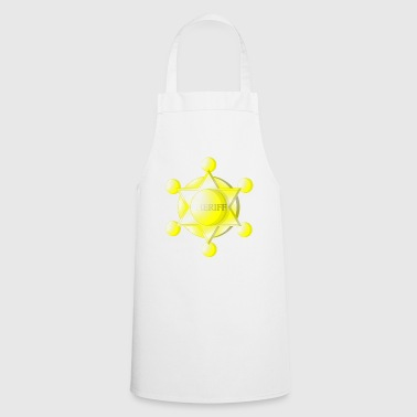 sheriff - Cooking Apron