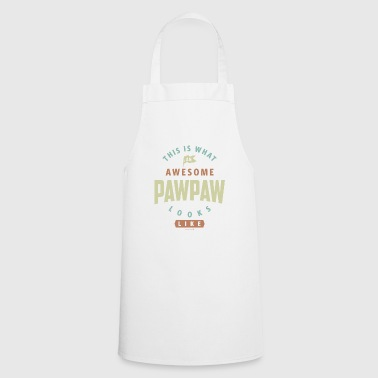 Awesome Paw Paw - Cooking Apron