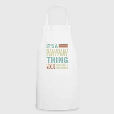 Paw Paw Thing - Cooking Apron