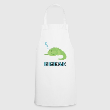 pause - Cooking Apron
