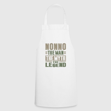 Nonno The Legend - Grembiule da cucina