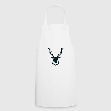 Black - Cooking Apron