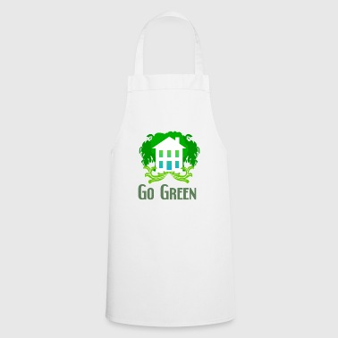 Green ecology - Cooking Apron