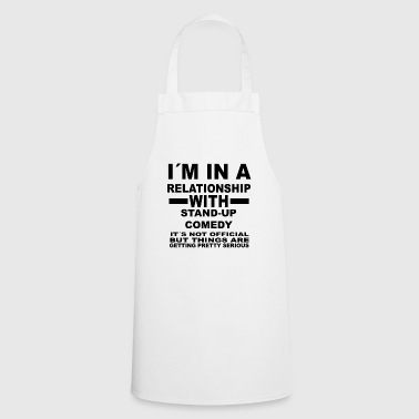 relationship with STAND UP COMEDY - Cooking Apron
