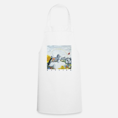 Hippie hippy - Cooking Apron